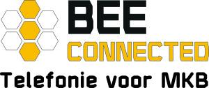 Logo Bee-Connected (Telefonie voor MKB)