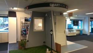 Smart Home Demo bij Paradigit Eindhoven
